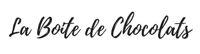 LA BOITE DE CHOCOLATS